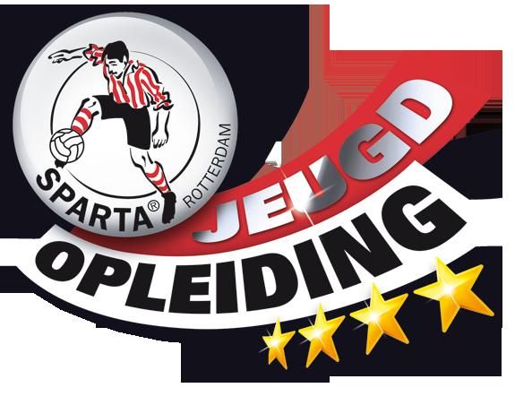 Sparta logo-jeugdopleiding