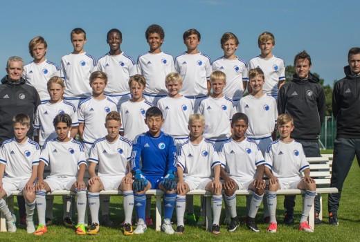 Teamfoto FC Kopenhagen