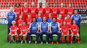 Teamfoto FC Twente