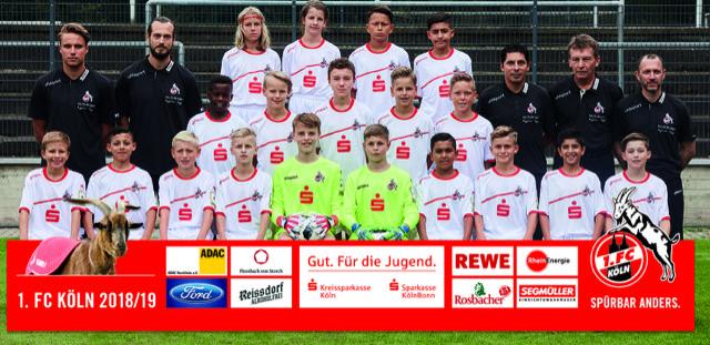 Teamfoto Koln